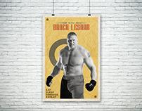 WWE Vintage Posters