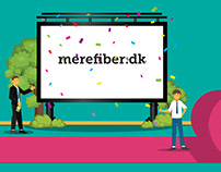 Merefiber.dk by GlobalConnect