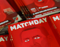 D.C. United 2015 Matchday Programs