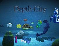DEPTH CITY GAME (Unity 3D)