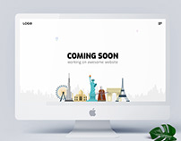 Coming Soon Animated City