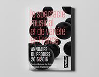 PRODISS — Annuaire adhérents 2015/2016