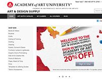 Academy of Art University Art & Design Supply