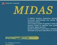 MIDAS - web site