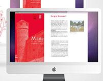 M'ARTE - web site
