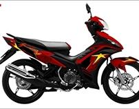 Bike  design (exciter gp) -1