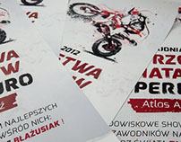 Superenduro World Championship event branding
