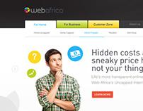 webafrica  |  Concept designs