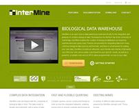 InterMine Landing Page