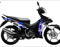 Bike design (exciter gp) -2