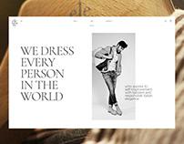 Eleventy website redesign