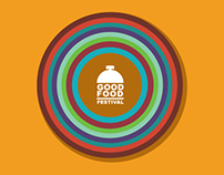 TYPOGRAPHIC POSTER - Food Festival