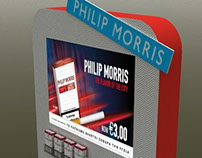 Info stand for Philip Morris