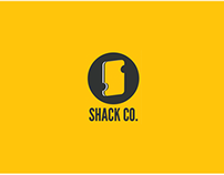 Shack Co: Re-Branding & Business Pitch Design