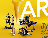AR3 Fitness [promotional campaign]