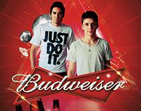 Flyer Balada Budweiser