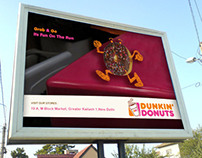 Dunkin Donuts - Promotion
