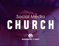 Social Media - Church Assembléia de Deus Grajaú