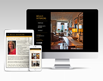Bould Interiors Website Design