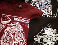Under Pressure Collection  Spring 2013