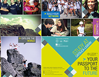 Católica Lisbon Business Promotional Leaflet