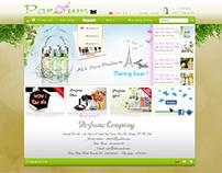 parfum website