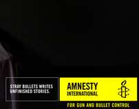 "Amnesty International ""Unfinished stories"""