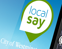 LocalSay Android AR app