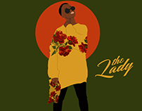 THE LADY - ROSES