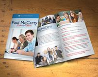 School Board Campaign Materials
