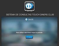 Sistema de Consultas Touch Diners Club