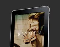 Beymen iPad app