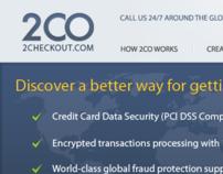 2CO website [re]design