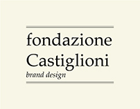 A brand for the Foundation Achille Castiglioni