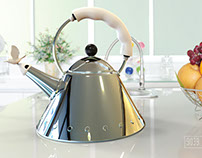 9039 Teapot by Michael Grave