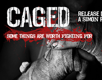 Caged - Movie Poster