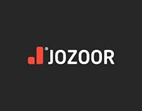 Jozoor Brand Identity