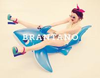 Brantano Spring - Summer 2013 Advertising Campaign