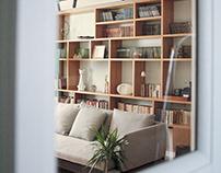 TULPAR flat - interior design