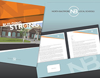 North Baltimore Local Schools - Collateral Design