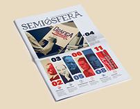 Semiósfera / Newspaper