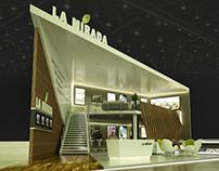 Exhibition Design: LA MIRADA BOOTH @ Cityscape Cairo