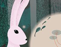 Wind Blown Hare