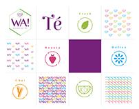 WA! - Branding