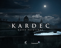 Kardec - Filme - Matte Paintings