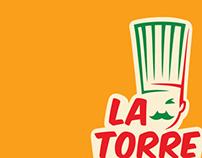 Identidade Visual - Restaurante La Torre