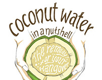Coconut Water Campaign