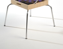 QUBE CHAIR - Sustainable Furniture
