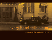 Thesis: Branding in the Hospitality Industry