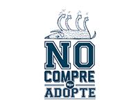 No compre, Adopte